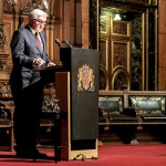 Laudator Frank-Walter Steinmeier